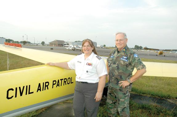 <i>Civil Air Patrol: Teaching leadership, aerospace skills</i>
