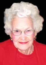 FANNIE P. HAYESJANUARY 6, 1917 – SEPTEMBER 3, 2011