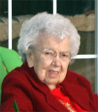 MARJORIE LOUISE GARDNER LEONARDOctober 28, 1921 – March 17, 2012