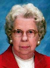 MARTHA S. VAUGHANMay 16, 1934 – October 13, 2012