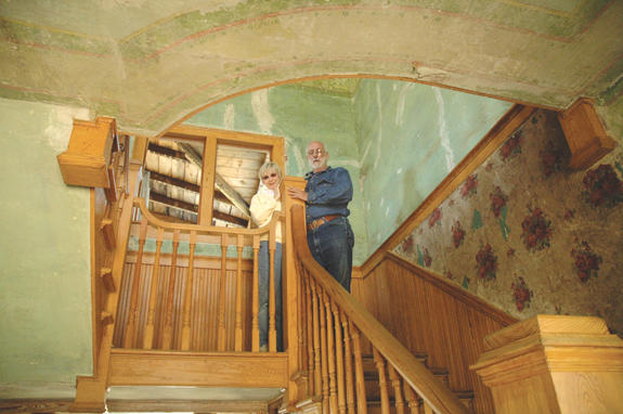 Home tour offers peek into history