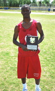 COUNTY TRACK & FIELD MEET MVPs, 2