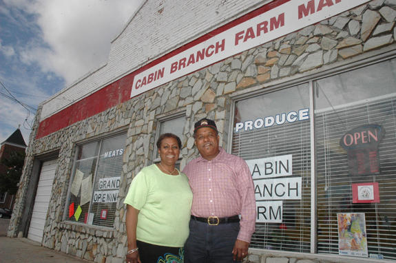 Cabin Branch Farm Market plants its roots in Franklinton