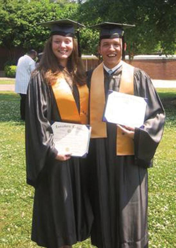 LC award winning graduates