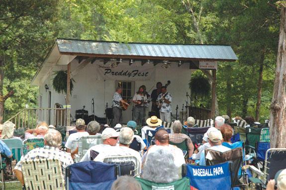 Franklinton's Preddyfest is May 21-23