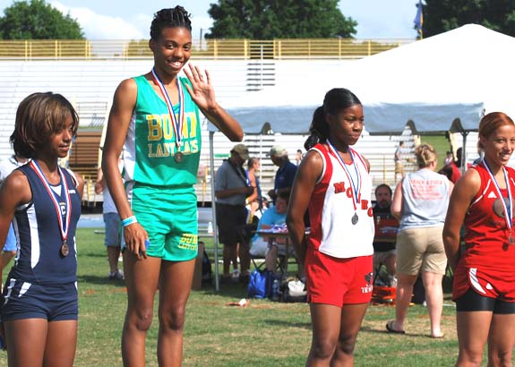 Bunn's Bellamy A State Champ
