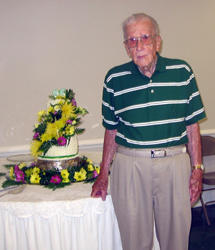 Pryor celebrates 95th birthday