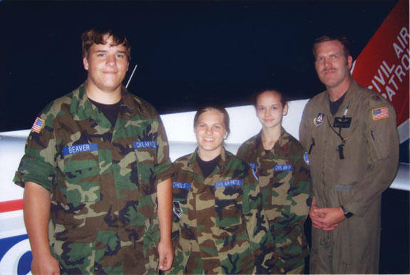 Civil Air Patrol takes flight