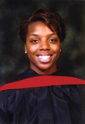 Hodge graduates from WSSU