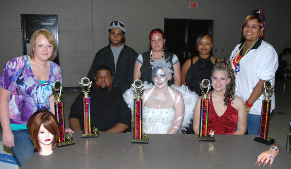 VGCC cosmetology students test skills in competition