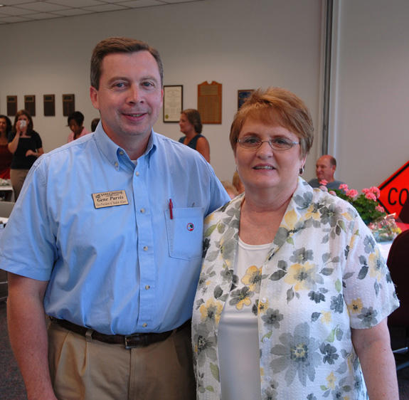 Carol Slaughter retires from Vance-Granville