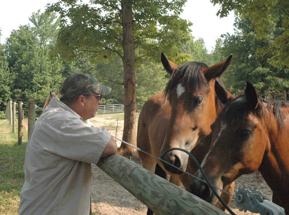 Horse Farm Tour begins Saturday
