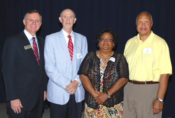 VGCC honors retired college personnel