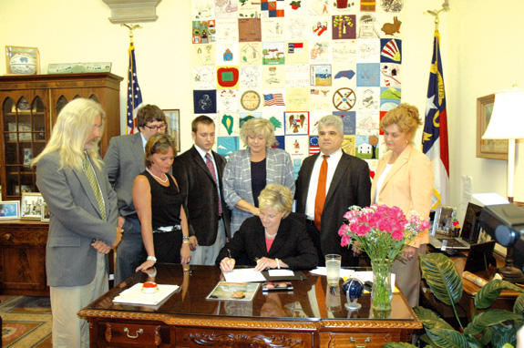 Governor signs Bill 889