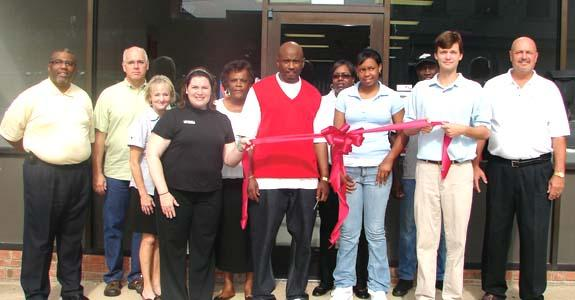 Clothing store opens in Franklinton