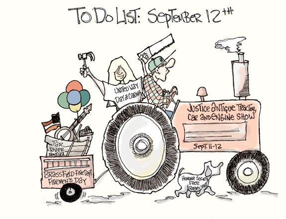 Editorial Cartoon: Do You Remember