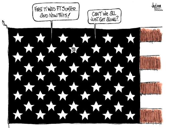 Editorial Cartoon: Say It Isn't So, Joe