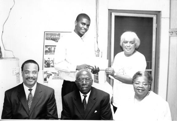 NAACP youth branch celebration