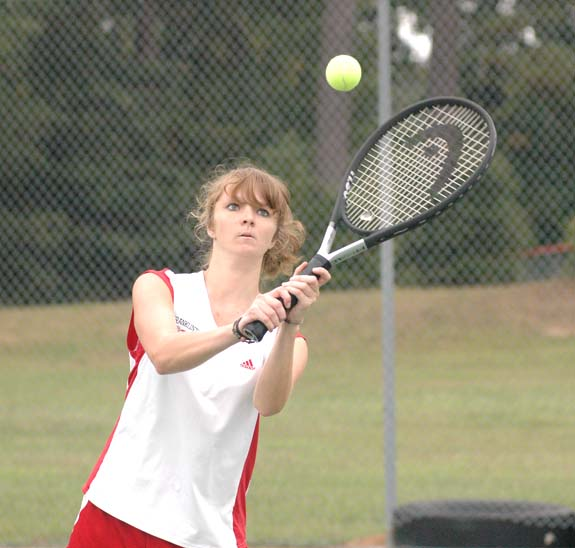 NCC Tennis Time