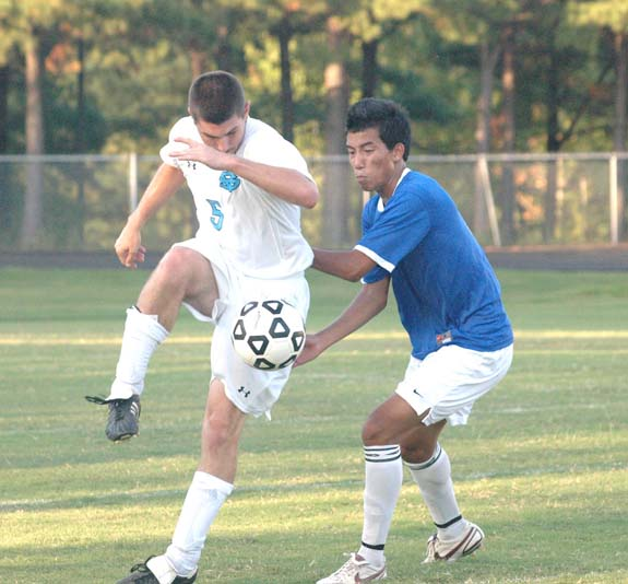 LHS, Southern Duel To A Tie
