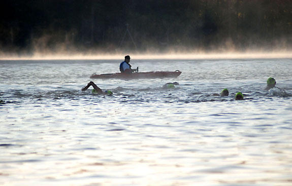 Third annual Lake Royale Triathlon is Oct. 3