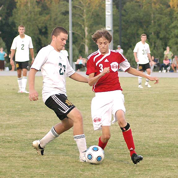 Soccer kicks off in NCC