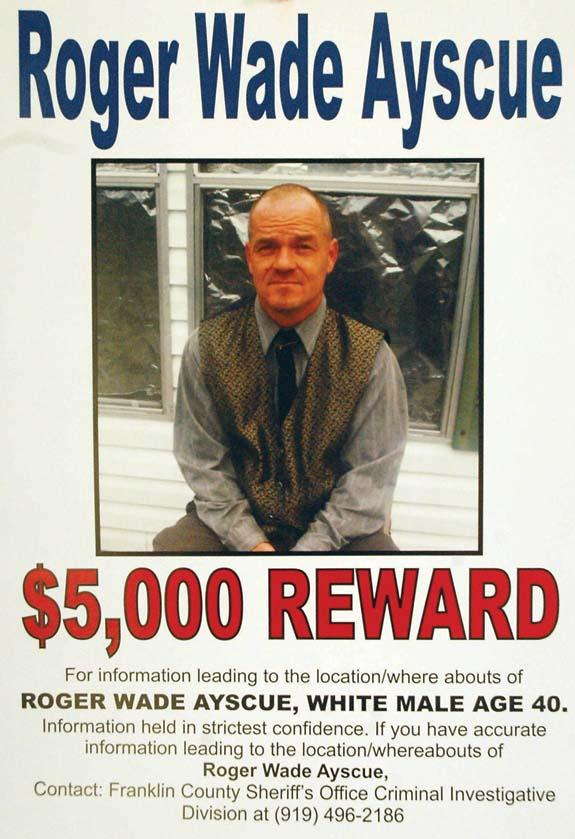 $5,000 reward offered for missing man