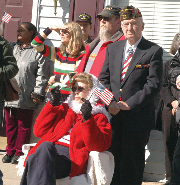 Area Veteran's Day events scheduled