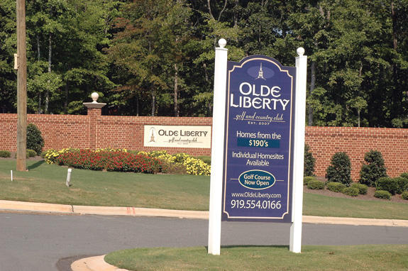 Bid of $2 million takes Olde Liberty ownership