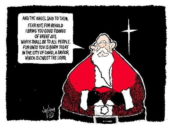 Editorial Cartoon: Tradition