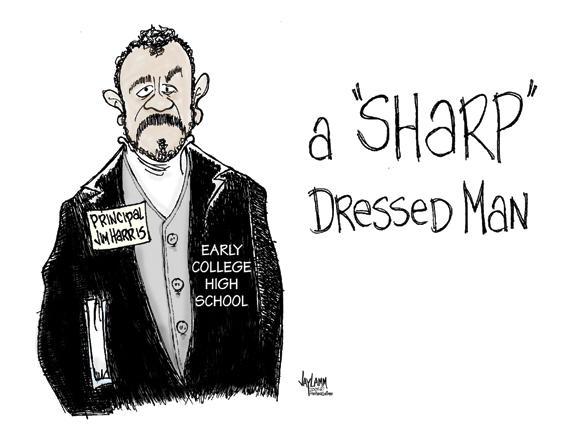 Editorial Cartoon: Vested Interest