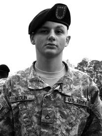 American pride, an interview with a soldier