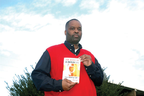 "County man publishes ""The Voice of Blackness,"" a book of poetry"
