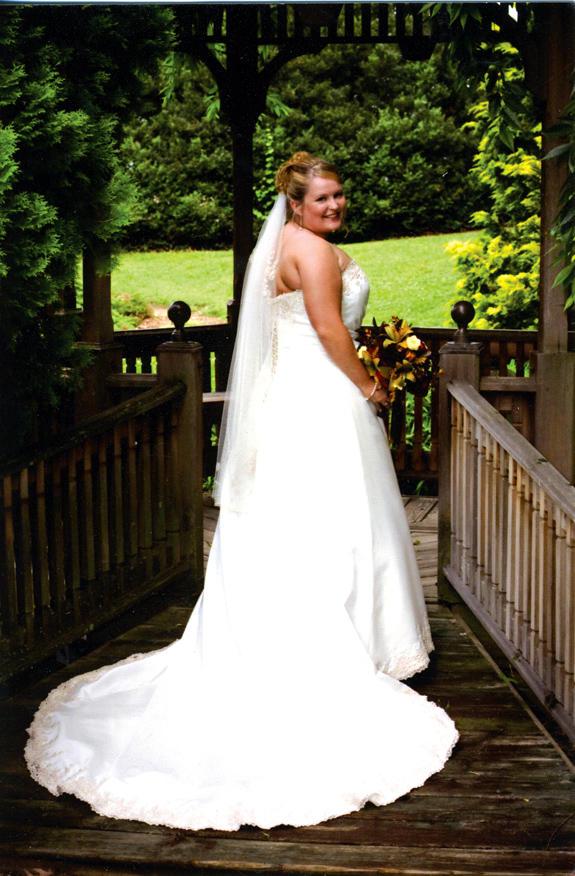 Rogers, Alford wed