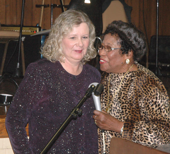 Rosemary Champion receives 2009 Citizen of the Year Award