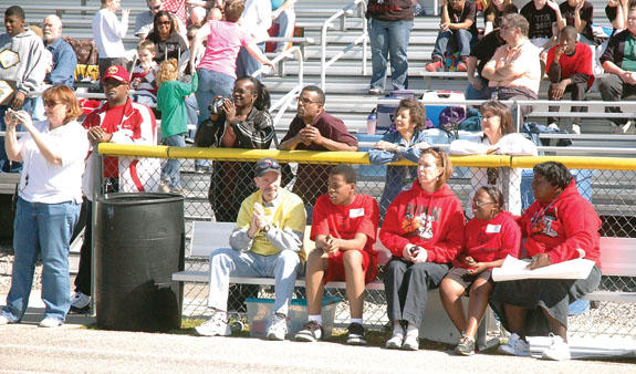 Special Olympics get off to a fast start