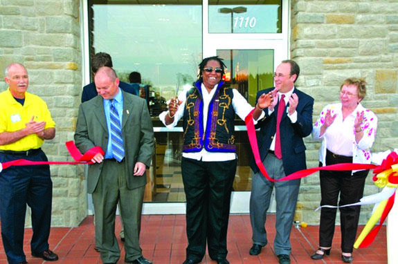 McDonald's opens in Youngsville