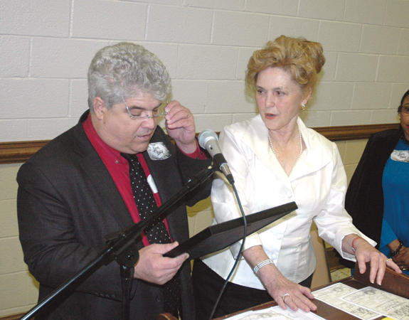 Lucy Allen honored