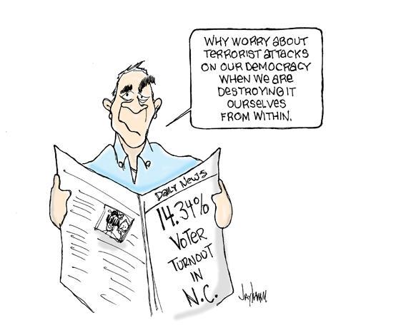 Editorial Cartoon: Cult Favorites