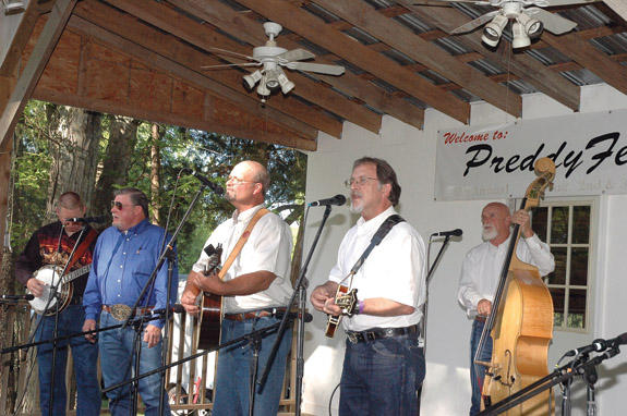 Preddyfest begins pickin' and grinnin' June 10th