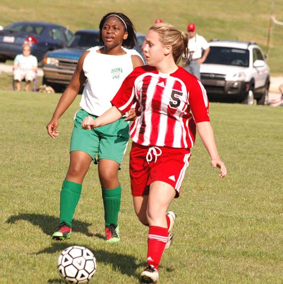 FHS girls lead way in league