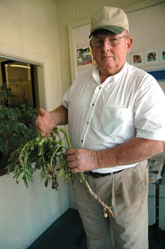 MULTI-CROP PLANT