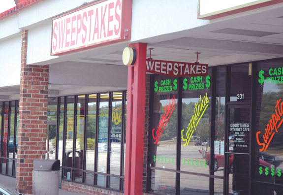 General Assembly votes to ban Internet sweepstakes cafés