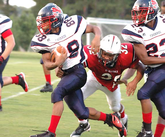 Southern Rolls Past Red Rams