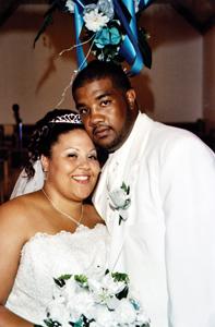 Richardson, Lassiter wed