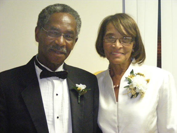 Malone 50th wedding anniversary