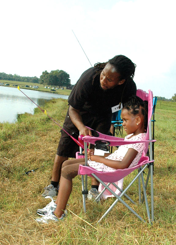 More Take a Kid Fishin' photos, 2