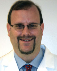 Cardiologist educates patients about high cholesterol