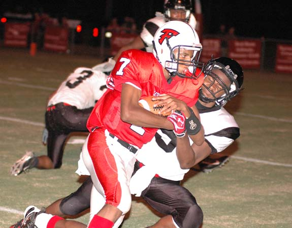 Webb Waltzes Past Red Rams