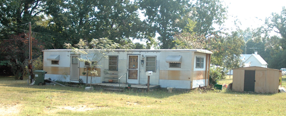 Franklinton sets aside funds for mobile home cleanup